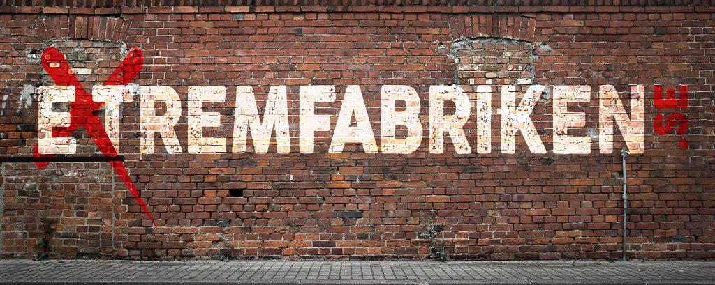 Träna inomhus på Extremfabriken!
